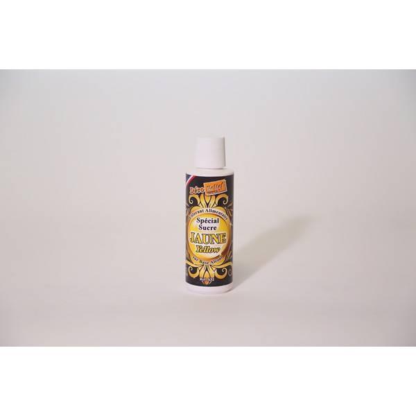 Colorant spécial sucre - 125ml - Jaune