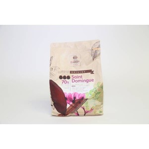 Chocolat St Domingue 70% - 2,5 kg