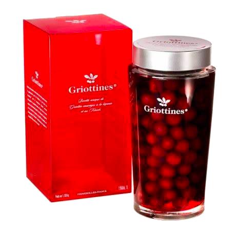 Griottines 15% + coffret - 1L