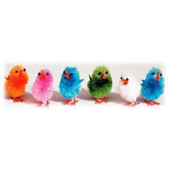 Les Mini Poussins multicolores