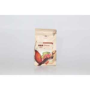 Chocolat lait Ghana 40% - 1 kg
