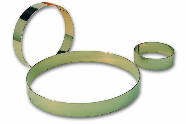 Cercle à entremets 11 cm - 11 cm