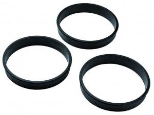 Cercles à tarte exoglass. C  - C