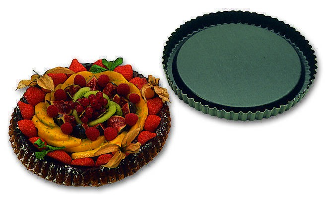 Tourtière fruits frais Exopan 20 cm - 20 cm