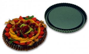 Tourtière fruits frais Exopan 22 cm - 22 cm