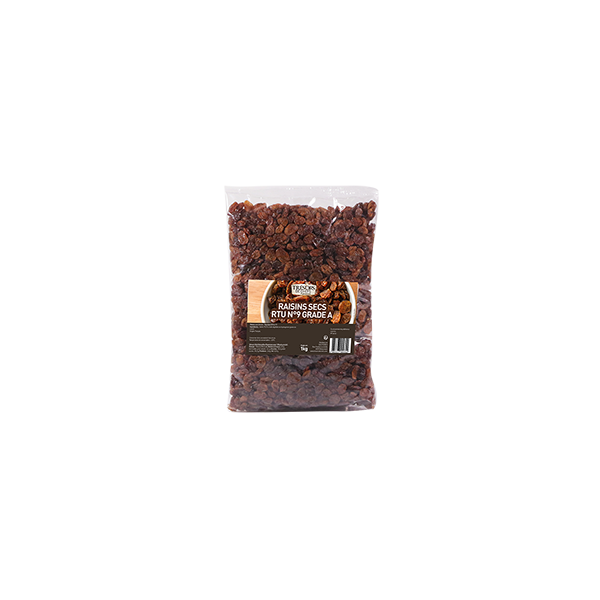Raisins secs RTU  - 1kg
