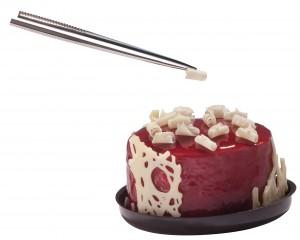 Mini-copeaux au chocolat blanc - Trésors de Chefs 200 g - 200 g