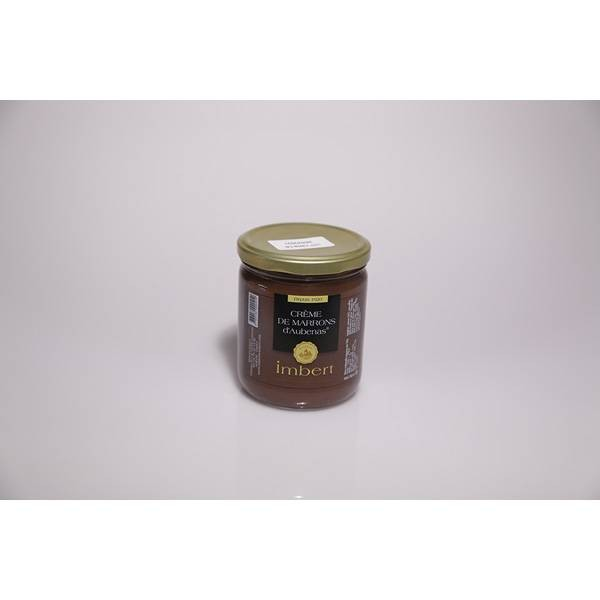 Crème de marrons d'Aubenas 500g