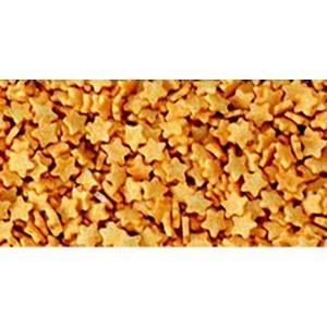 Etoiles dorées en sucre - 700 g