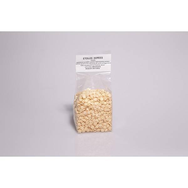 Etoiles dorées en sucre - 100 g