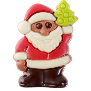 Père-Noël en chocolat - x5