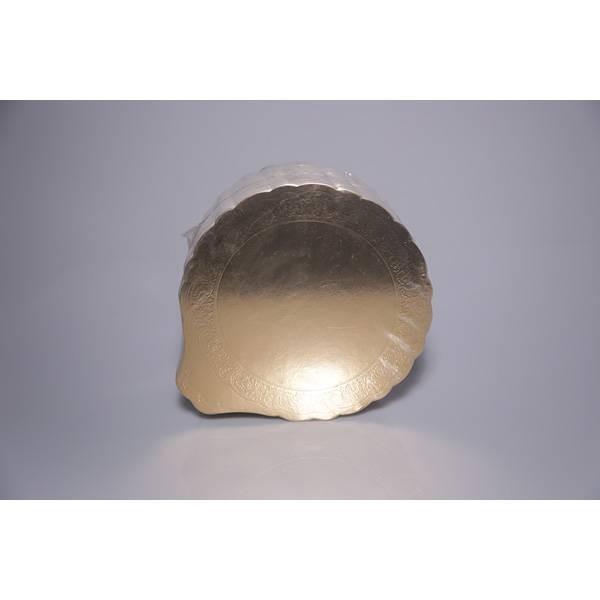 Rond or languette - 22cm