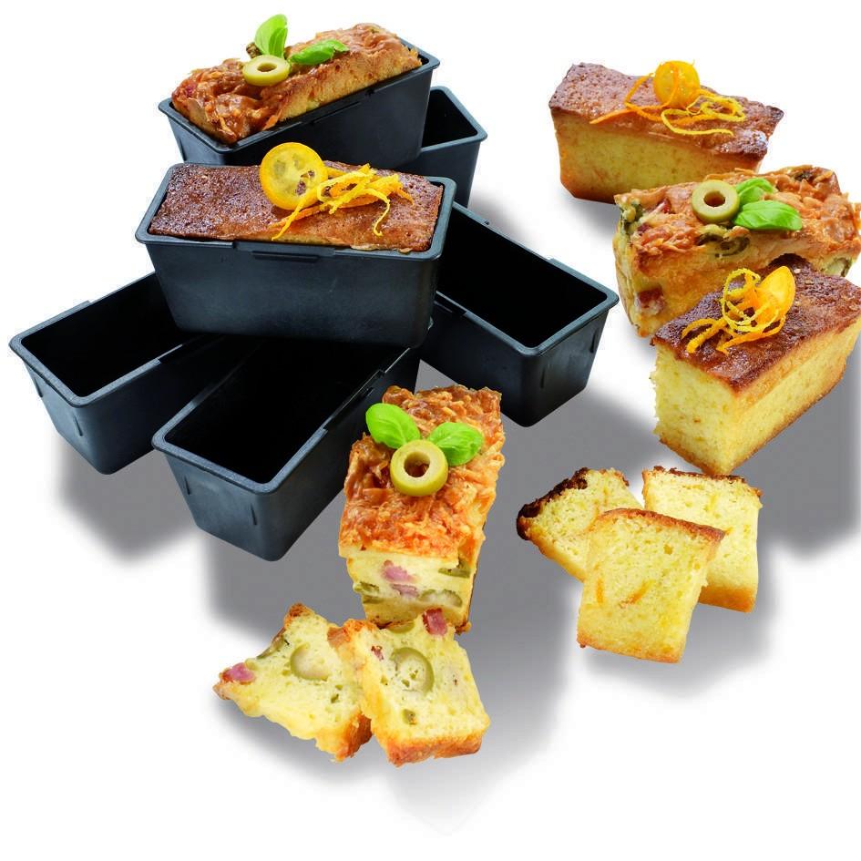 Cakes Exoglass