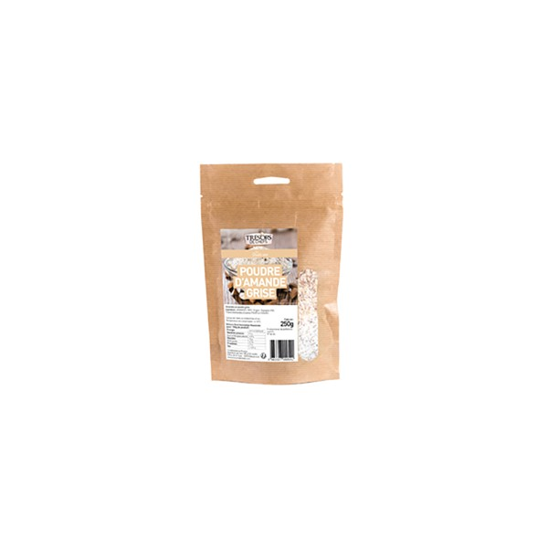 Amandes en poudre grise - 250 g
