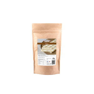 Chocolat blanc satin - 500 g
