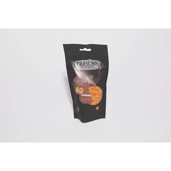 Glaçage saveur Orange - 250g