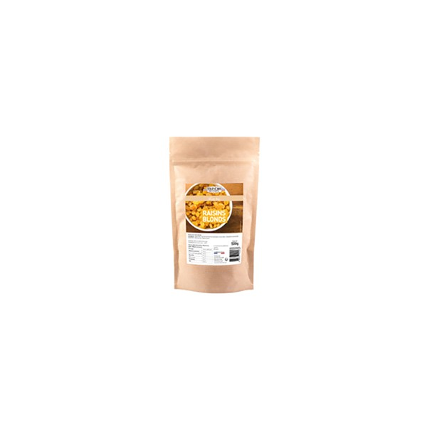 Raisins secs Blonds - 500 g