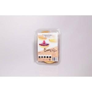 Tartelettes pur beurre - x6