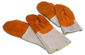 Moufles de protection thermiques Petit modèle  - Petit modèle