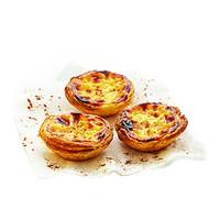 Moule pasteis de nata inox 2