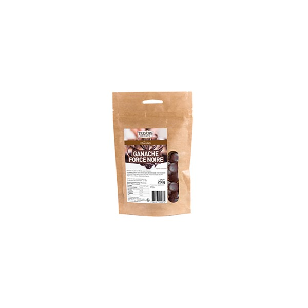 Chocolat Force Noire 50% - 250 g