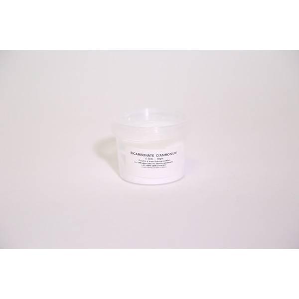 Bicarbonate d'ammonium - 50grs