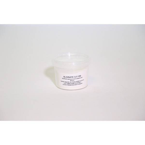 Alginate de sodium - 50g