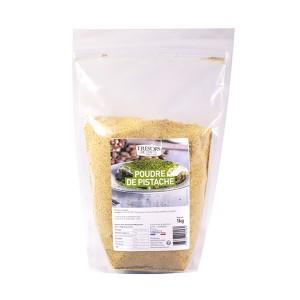Pistache poudre verte - 1kg