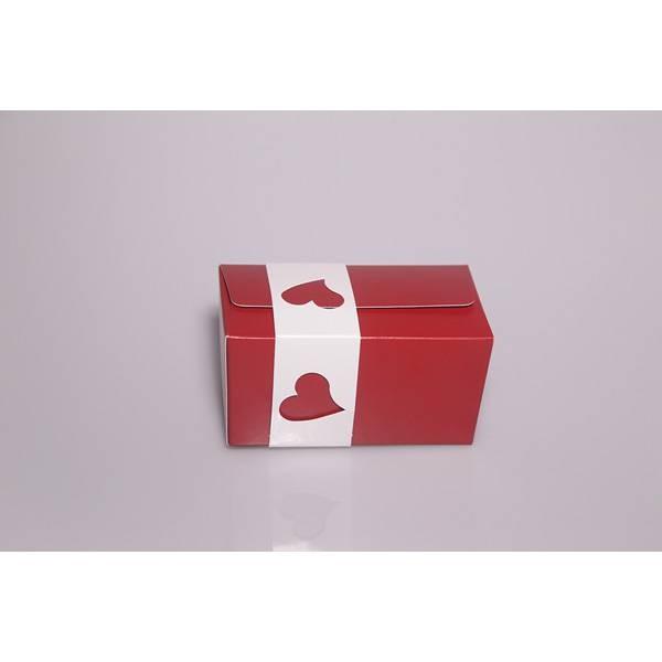 Ballotin rouge - x250grs