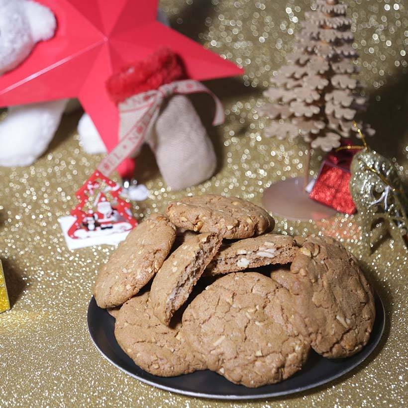 Recette de cookies de Noël