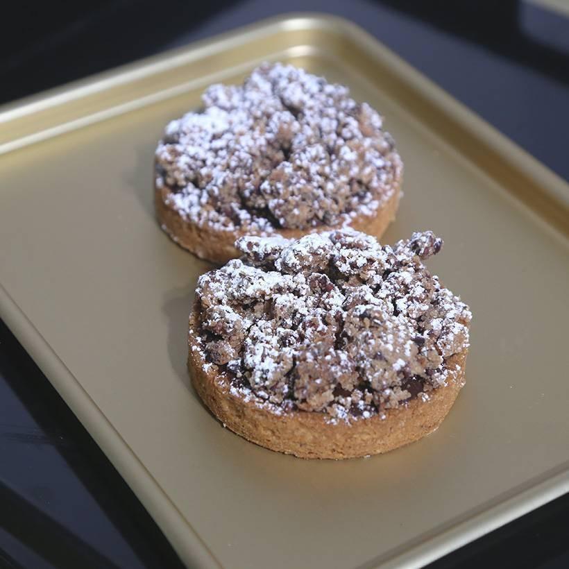 Recette de tartelette chocolat