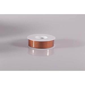 Ruban métallisée cuivre