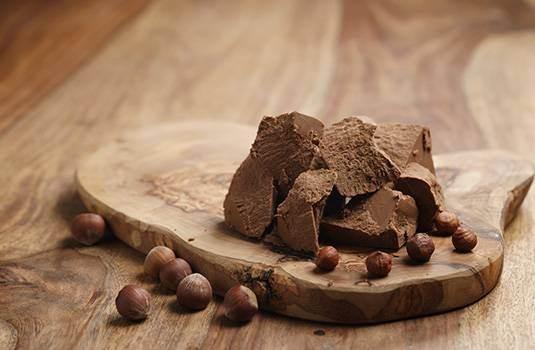 Le chocolat Gianduja