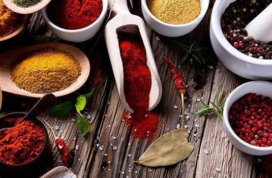 Épices / conserves pour pâtisserie et cuisine