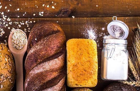 Farines, levures et compléments pour pâtisserie