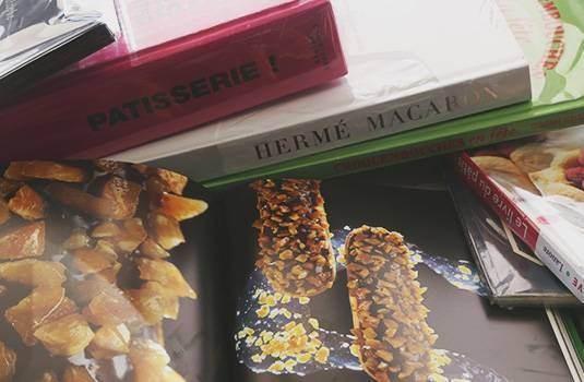 Nos livres de cuisine et pâtisserie