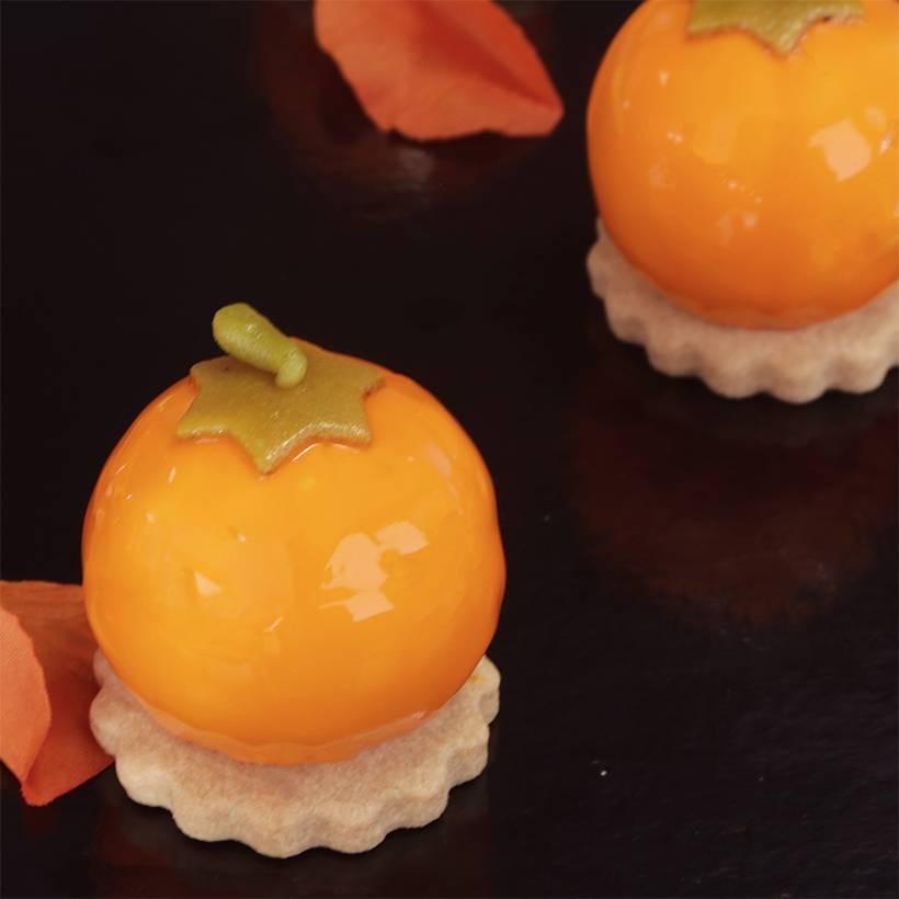 Recette de petites citrouilles