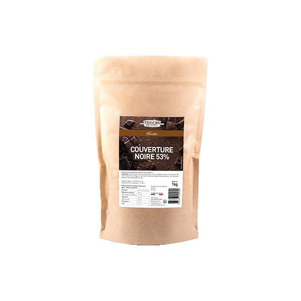Chocolat noir - 1 kg
