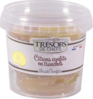 Citrons confits tranches - 250g