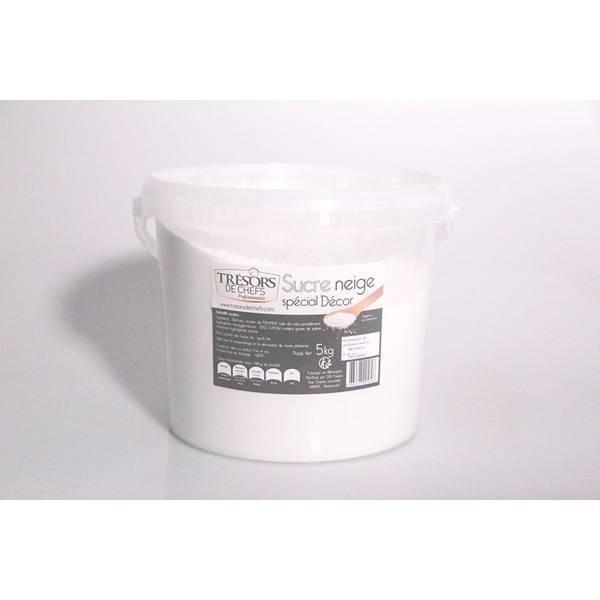 Sucre neige décor - 5kg