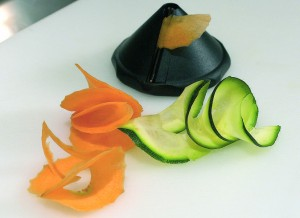 Taille spirale à légumes