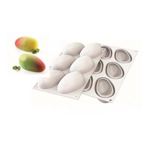 Moule fruit  en silicone