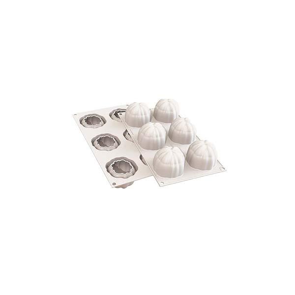Moule en silicone sphères