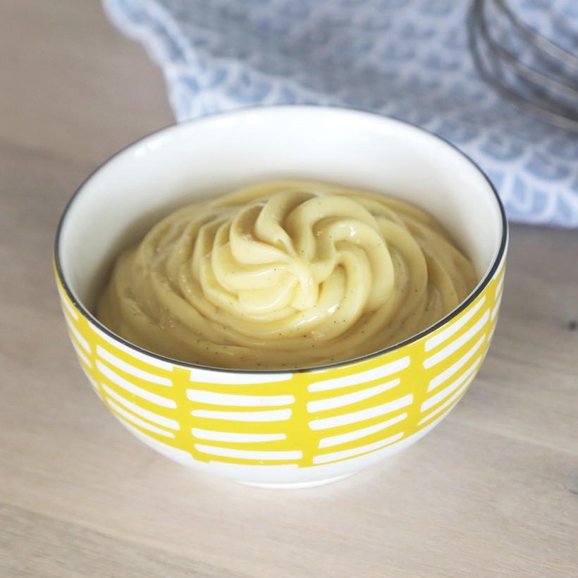Recette de crème pâtissière