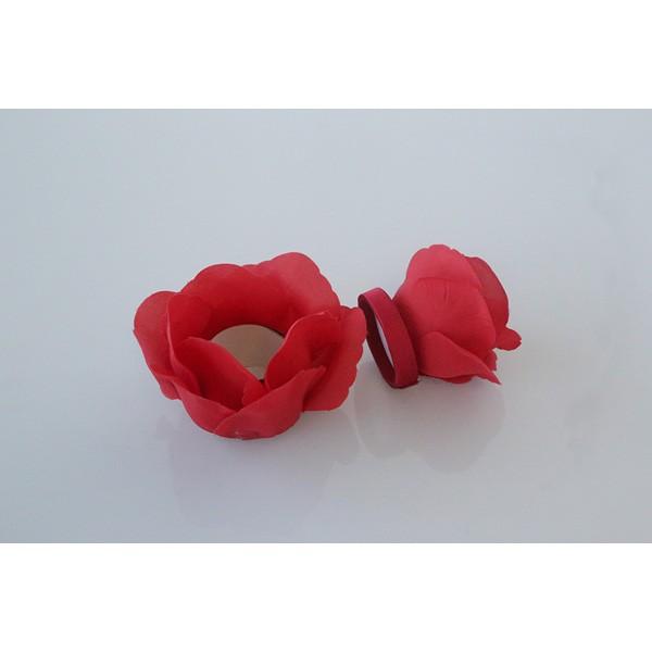 Coffret forme rose