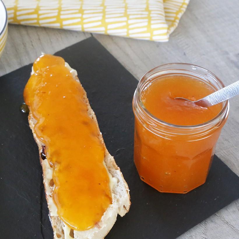 Recette de confiture à l'abricot