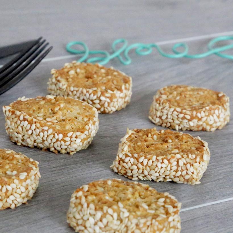 Recette de biscuit au sésame