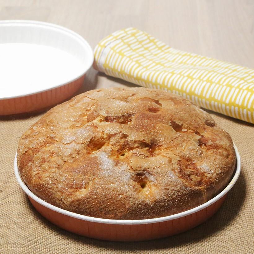 Recette de tarte au sucre