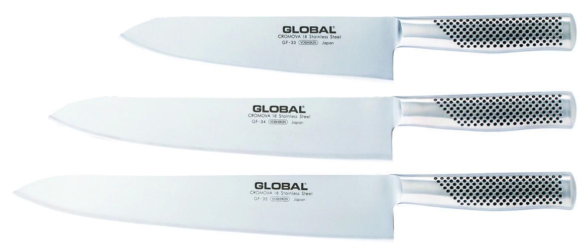 Couteau du chef Inox 21 cm - 21 cm
