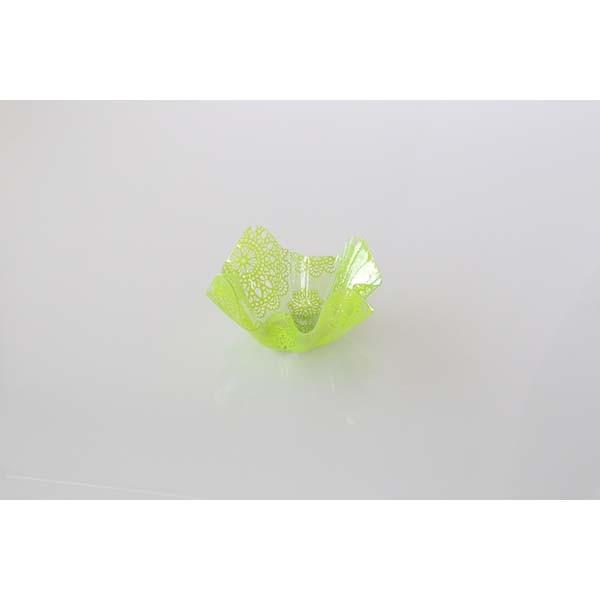 Contenant PVC vert - petit